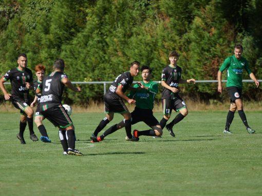 FCG D1 contre Grosbreuil 12 09 2021
